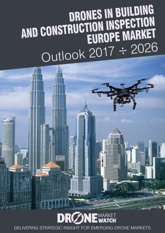 Drones in Building and Construction Inspection Europe Market Outlook 2017 - 2026