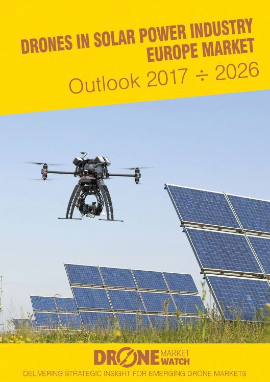 Drones in Solar Power Industry Europe Market Outlook 2017 - 2026.jpg