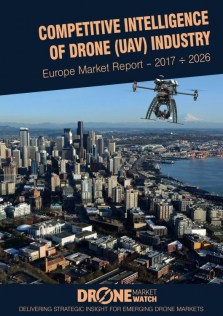 Competitive Intelligence of Drone (UAV) Industry Europe Market Report  2017 - 2026