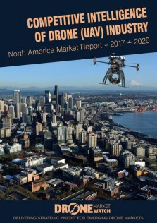 Competitive Intelligence of Drone (UAV) Industry North America Market Report  2017 - 2026