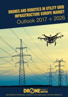 Drones and Robotics in Utility Grid Infrastructure Europe Market Outlook 2017 - 2026