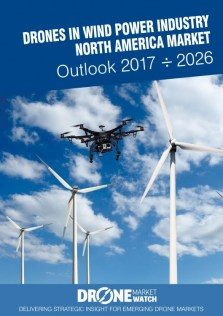 Drones in Wind Power Industry North America Market Outlook 2017-2026